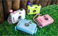 Wholesale Ultra popular Film Camera Waterproof Camera Underwater Lomo Camera Kids Camera