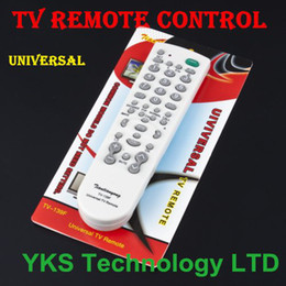 GHJA77 Free shippingSuper Version White Universal TV Remote Control TV-139F