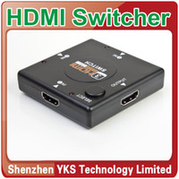 Wholesale New Arrival P Port HDMI Switcher Splitter Video For HDTV DVD L450