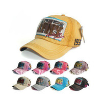 Wholesale Brand Fashion D Letters Jeans Caps Men s Women s Casual Sun Hats Sport Hat Cotton Baseball Cap
