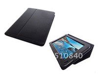 Wholesale 5pcs Stand Folio Leather Case Cover Pouch For LG Optimus Pad V900