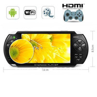 Wholesale Black amp White quot Android Game Console TouchScreen Tablet PC WIFI G