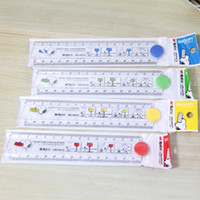 folding ruler - shipping Chenguang folding ruler SNOOPY cm folding ruler color