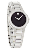 Wholesale NEW Mov MFT Corporate Exclusive Ladies Black Museum Stainless Steel Watch