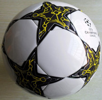Wholesale Hot sales Champions League size soccer ball football with pc hand pump net needle