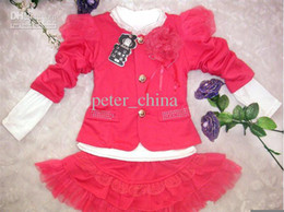 Wholesale baby s Korean fashion knit three piece version Kids skirt