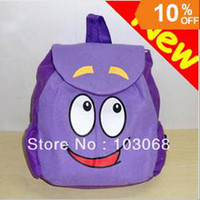 Wholesale Dora the Explorer Plush Backpack Child PRE School Bag Toddler Size New Hot Sale