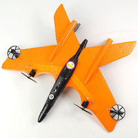 Wholesale 4CH RC Simulation EPP Fighter Plane Gliding Eagle Airplane Model