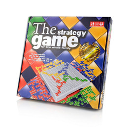 Tetris - The Strategy Game for the Whole Family Game Board Game