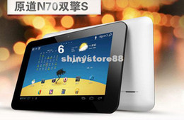Wholesale 7 inch Window yuandao N70 S GHZ RK3066 Dual core Android GB RAM GB ROM tablet pc