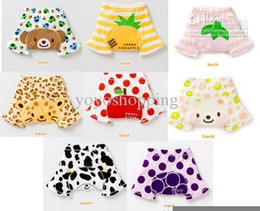 Wholesale infant toddler Baby boys girls short Leggings Toddler Tights Short big PP pants shorts