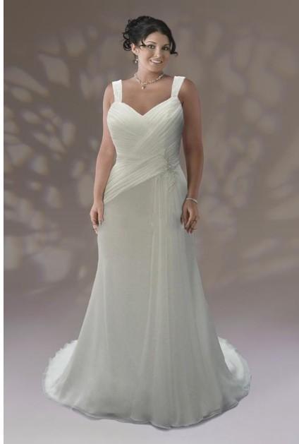 Sheath Wedding Dresses Plus Size Wedding Dresses Bride Sheath