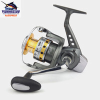 Spinning Christmas 100% brand new fishing spinning reel 9+1 Ball bearing NEW 2012 reels 5.2:1 fishing tackle tools gear CS400