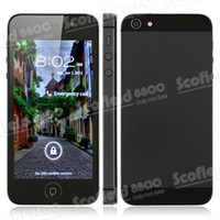 Wholesale Chang Jiang A5000 inch MTK6577 Dual Core Smater Phone MP Camera Android OS with G GPS