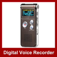 Wholesale GLL60 GB Digital Voice Recorder Telephone Audio Recorder MP3 Player