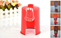 soft drink - Fridge Fizz Saver Soda Dispenser Coke Drinking Device Soft Drink Dispenser