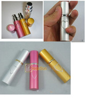 Wholesale Self Defense Device Lipstick StyleTear agent pepper spray ML Mix colors
