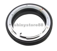 Wholesale PIXCO Macro EMF AF Confirm Mount Adapter Ring Step Rings For Canon FD Lens To Canon EOS EF Camera
