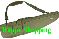 Wholesale New Tactical m long rifle gun slip carryiing rifle bag Green color