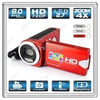 Wholesale S5Q quot LCD HD x Zoom MP Digital Sport Video Recorder Camera Camcorder DV New