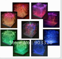 Wholesale GLL81 SMD in1 D LED Cube Light for Advertising DJ party Show LED Display SD CUBE