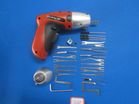 Wholesale Lock pick Electric lock Pick Gun New cordless pick gun auto locksmith tool from egomall S052
