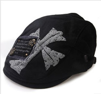 Wholesale Female fashion beret men s casual Korean version of the influx of cap