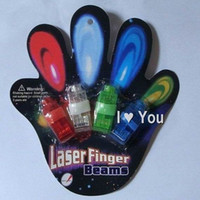 big boys toys gadgets - GLL86 Laser Finger LED Finger Light Boys toy big stocking filler gadget present beam Novelty toys