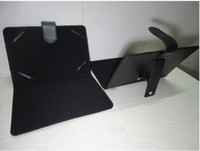 Wholesale 7inch pu Leather Cover Flip Stand support for Tablet PC ePad Best selling