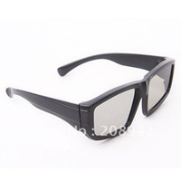 Wholesale Square circular polarized D glasses D glasses