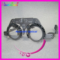 Wholesale XD02 titanium trial frame titanium trial lens frame optical trial frame