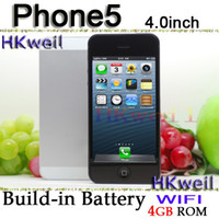 Wholesale WIFI Cell Phone DK S with inch screen build in battery mini singal sim card WEIL