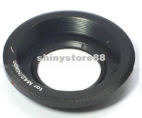 Wholesale PIXCO Mount Adapter For M42 Screw Lens To Nikon Camera Optic Step Rings