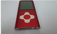 digital mp4 digital player - fashion Digital MP4 player music video FM Ebook Recording Games FM radio
