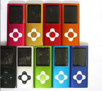 Green mp4 player - 9 colors inch screen hot selling mp4 player Cross button with G memory FM Video games