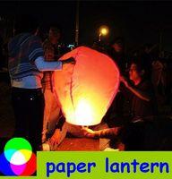 Christmas flying lanterns paper lantern Flying lantern kongming lanterns light Chinese lantern paper lantern party flying lanterns 20pcs