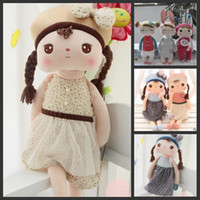 Wholesale Xmas Gift Angela doll children toy doll plush toy doll