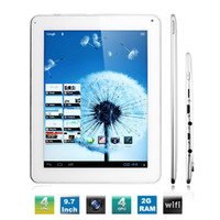Wholesale FreeLander PD80 Vogue Quad Core Exynos Android Inch IPS G GB Thin Tablet PC