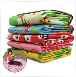 Wholesale Cartoon NADO beach picnic mat cushion children s play mat crawling baby blanket Cartoon Beach Mat