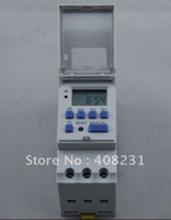 Wholesale GLL109 DIN RAIL DIGITAL PROGRAMMABLE VAC A TIMER SWITCH