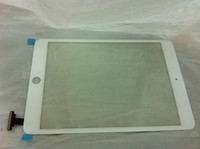 Wholesale Mini Black White Digitizer Touch Screen Glass Original For IPad Mini