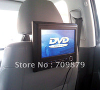 Wholesale GHJA134 inch HD screen tablet car DVD player video music play FM IR SD USB Car Mount Bracket Hea