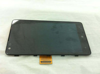 Wholesale Lumia Display Digitiz LCD Screen Touch Before For Nokia