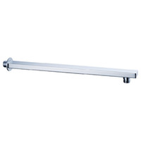 Wholesale cm Length Wall Mounted Solid Brass Chrome Shower Arm