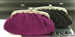 Wholesale Hot Wedding Bridal Hand Bags Evening Bag Handbags Diamond Austria High Quality Colors ytm cx