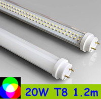 Wholesale 20W T8 m LED Tube SMD LEDs lm cm Lamp bulb high bright high quality