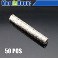 Wholesale 50PCS Strong NdFeB Magnet Half Annular N48 CF