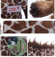 nici - NICI Wild Friends cute giraffe plush figure toy stuffed animals Dolls CM inch