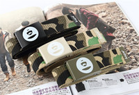 Wholesale Hot New Arrival CANVAS BELTS AAPE Belt Camouflage Canvas Military Web Style Belt Waist Unisex Belts