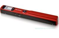 Wholesale Red SKYPIX Portable Handheld Handy A4 Photo Scanner dpi Preview PDF JPEG